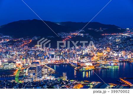 《長崎県》稲佐山の夜景・日本三大夜景 39970002