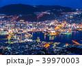 夜景 長崎 都市風景の写真 39970003