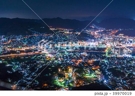 《長崎県》稲佐山の夜景・日本三大夜景 39970019