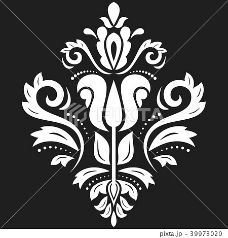 Elegant Ornament in Classic Style 39973020