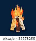 炎 火焔 火炎のイラスト 39973255