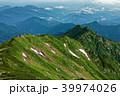 山 山並み 尾根の写真 39974026