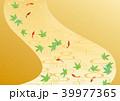 背景 金地 和風のイラスト 39977365