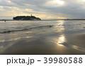 江の島 湘南海岸 海岸の写真 39980588
