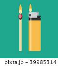 火 ガス 気体のイラスト 39985314