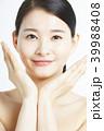 女性 アジア人 化粧品の写真 39988408