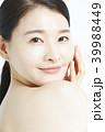 女性 アジア人 化粧品の写真 39988449