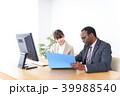 ビジネスマン ビジネスウーマン グローバルの写真 39988540