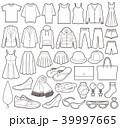 ファッションアイテム 39997665
