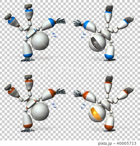 霹靂舞 機器人 CG 40005713