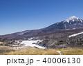 蓼科高原 八ヶ岳 白樺湖の写真 40006130