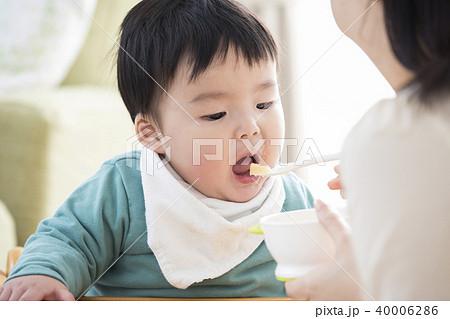 育児 離乳食 40006286