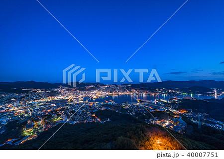 《長崎県》稲佐山の夜景・日本三大夜景 40007751