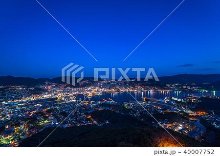 《長崎県》稲佐山の夜景・日本三大夜景 40007752