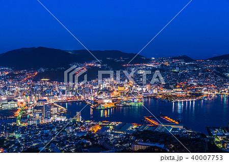 《長崎県》稲佐山の夜景・日本三大夜景 40007753