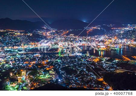《長崎県》稲佐山の夜景・日本三大夜景 40007768