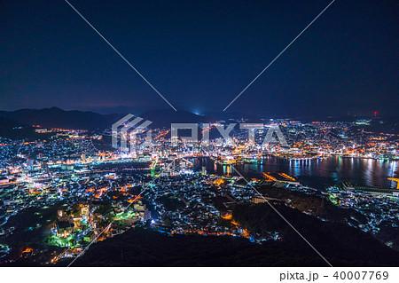 《長崎県》稲佐山の夜景・日本三大夜景 40007769