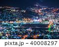 夜景 長崎 都市風景の写真 40008297