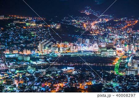 《長崎県》稲佐山の夜景・日本三大夜景 40008297