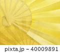 金箔 背景 和風のイラスト 40009891