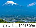 富士山 富士市 新東名高速の写真 40013090