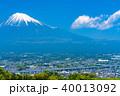 富士山 富士市 新東名高速の写真 40013092