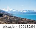 湖 プカキ湖 風景の写真 40013264