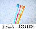 歯ブラシ 歯磨き 虫歯予防の写真 40013804