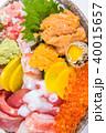 切り身 食 料理の写真 40015657