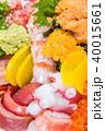 切り身 食 料理の写真 40015661