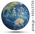 惑星 地球 天気のイラスト 40015750