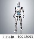 ロボット アンドロイド サイボーグのイラスト 40018093