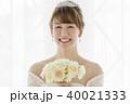 花嫁 新婦 ブライダルの写真 40021333