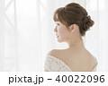 女性 ポートレート 人物の写真 40022096