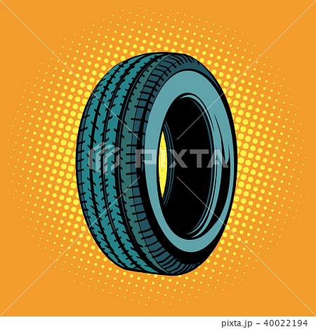 car tire one 40022194