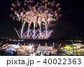 【茨城県】常総きぬ川花火大会 40022363
