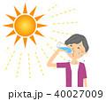 高齢者女性 水分補給 40027009