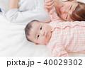 日本人 親子 ママの写真 40029302