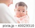日本人 親子 ママの写真 40029310