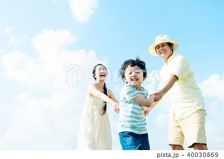 家族 旅行 40030869
