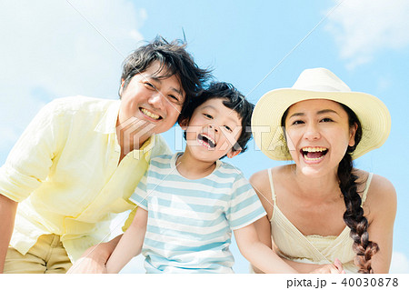 家族 旅行 40030878