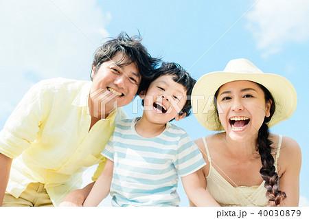 家族 旅行 40030879