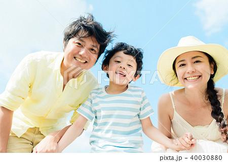 家族 旅行 40030880
