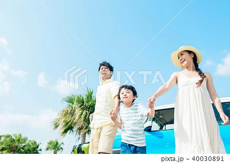 家族 旅行 40030891