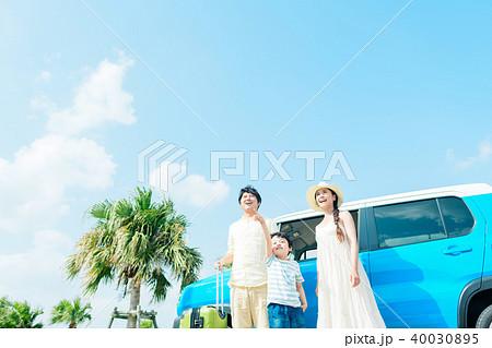 家族 旅行 40030895