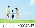 家族 親子 ファミリーの写真 40032347