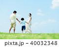 若い親子 家族イメージ 40032348