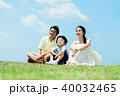家族 親子 公園の写真 40032465