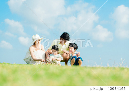 家族イメージ  40034165