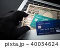 クレジットカード 40034624